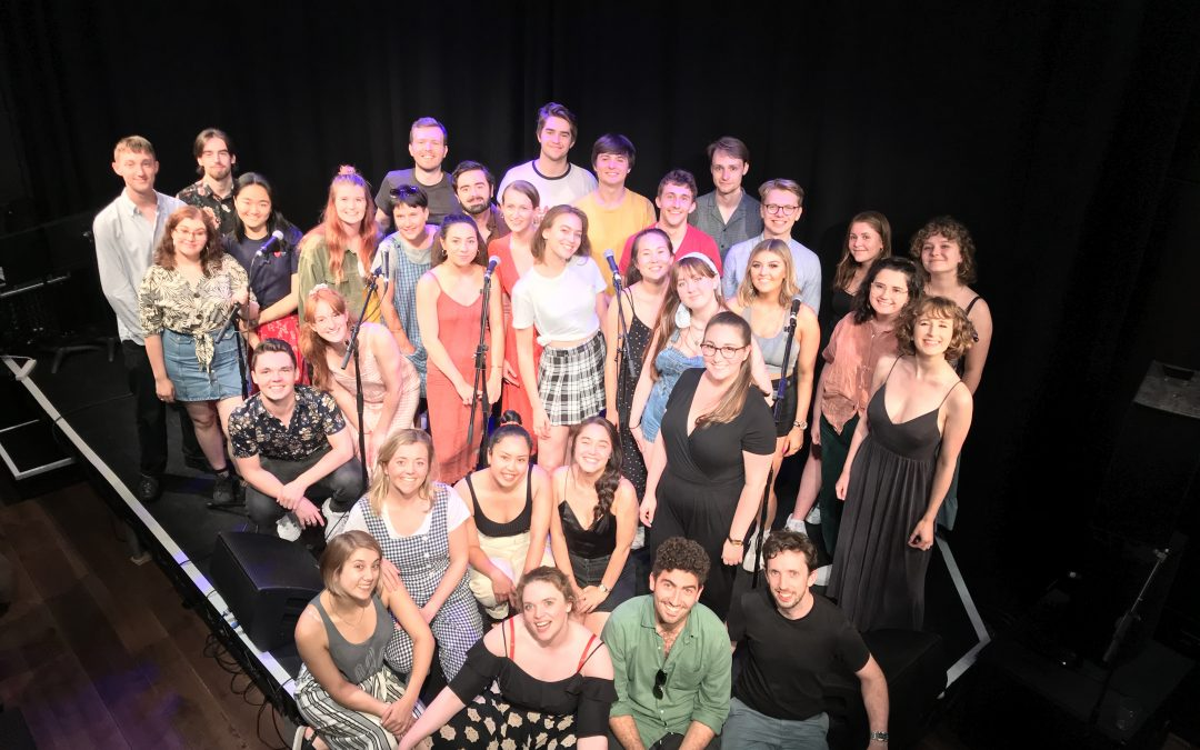 Cast and crew of All That Scratch